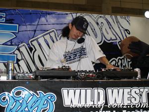 DJ@Makuhari