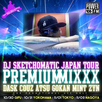 Premium Mixxx